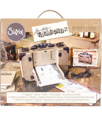 Sizzix Tim Holtz Vagabond 2 Machine