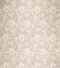 Home Decor 8\u0022x8\u0022 Fabric Swatch-Upholstery Fabric Eaton Square Annex Beige