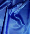 Casa Gardenia Shiny Satin Fabric 58\u0027\u0027-Directoire Blue