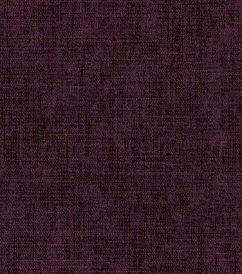 "Richloom Studio Upholstery Fabric 55""-Walker Grape"