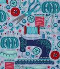 Novelty Cotton Fabric 43\u0027\u0027-Seamstress Essentials