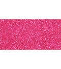 Kaisercraft Glitter Cardstock 12\u0022X12\u0022-Flamingo