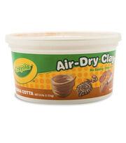 Crayola Air-Dry Clay 2.5lb-Terra-Cotta, , hi-res