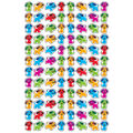 Puppy Pals superShapes Stickers 800 Per Pack, 6 Packs
