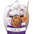 Little Maker\u0027s Plaster LED Kit-Jack O Lantern