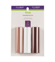 Cricut Everyday Iron-On Mini Sampler-Neutrals, , hi-res
