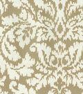 Waverly Upholstery Fabric 54\u0027\u0027-Gold Dashing Damask