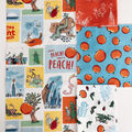 James and the Giant Peach 10 Stackers by Riley Blake
