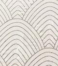 Casa Embellish Spring Scallop Chiffon Fabric 49\u0022-Rosewater
