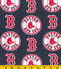 Boston Red Sox Cotton Fabric -Blue