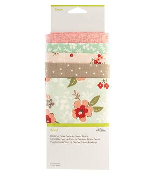 Cricut Designer Fabric Sampler-Sweet Prairie