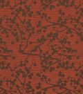 Home Decor 8\u0022x8\u0022 Fabric Swatch-Cherries Red