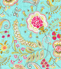 Dena Home Multi-Purpose Decor Fabric 54\u0022-Hidden Charms/Blossom