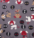 Blizzard Fleece Fabric-Floppy Dog Ears
