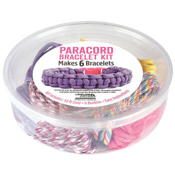 Leisure Arts Paracord Kit Girl
