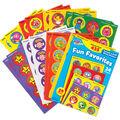 TREND Scratch\u0027n Sniff Stinky Stickers Variety Pack-Fun Favorites