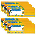 Teacher Created Resources Pete the Cat My Groovy Punch Card, Pack of 60