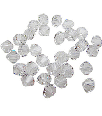 4mm Create Your Style Swarovski Bicone Beads-Pastel Mix 30/pk
