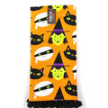 Maker\u0027s Halloween Decor 16\u0027\u0027x26\u0027\u0027 Towel-Tossed Cats, Witches & Mummies