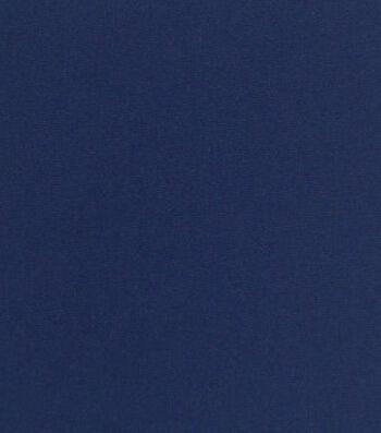 "Home Essentials Lightweight Decor Fabric 45""-Navy"