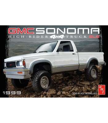 AMT GMC Sonoma 1:20 Scale Model Kit