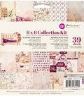 Prima Marketing French Riviera 6\u0027\u0027x6\u0027\u0027 Collection Kit