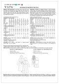 Mccall Pattern V1276 All Sizes -Vogue Pattern