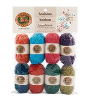 Lion Brand Bonbons Yarn 8/Pkg-Celebrate, , hi-res