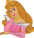 Disney Princess Iron On Applique-Aurora 3\u0022X3\u0022 1/Pkg
