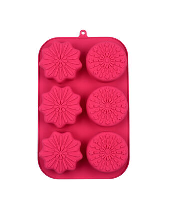 Land of the Free Baking Patriotic Treat Mold-Fireworks