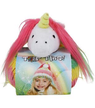 DMC Top This! Unicorn Yarn-Rainbow