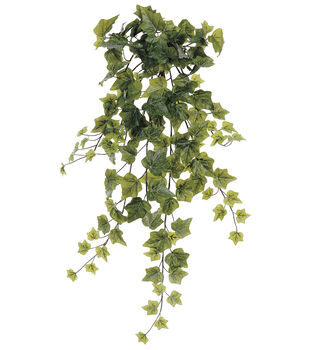 Bloom Room 28'' One-Piece Hanging Ivy Leaf Bush