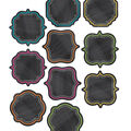 Chalkboard Brights Accents 30/pk, Set Of 6 Packs
