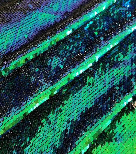 Glitters Fabric Linear Sequins Aqua Blue Sequins Fabric Mesh Sequin Fabric Something Blue for Party Aqua Blue Sequins Fabric