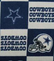 Dallas Cowboys Fleece Fabric -Block, , hi-res