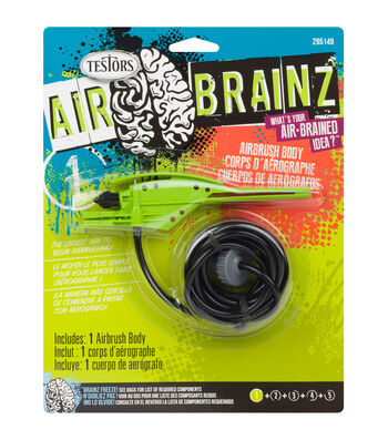 AirBrainz Airbrush Body-Lime