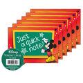 Mickey Teacher Cards, 36 Per Pack, 6 Packs