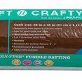 Fairfield Soft N Crafty Poly-Fuse Batting 36\u0022x45\u0022