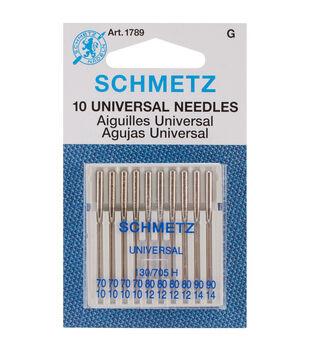 Schmetz Universal Needle Combo Pack