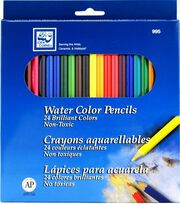 Loew-Cornell Watercolor Pencils 24Pk, , hi-res
