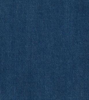 Bottom Weight Denim Fabric  12 oz.-Blue Texture