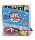 Foam Sticker Bucket-Teacher\u0027s Alphabet Letters