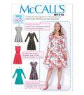 McCall\u0027s Women\u0027s Dress-M7313