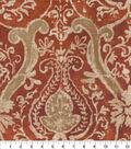 PKL Studio Upholstery Décor Fabric 9\u0022x9\u0022 Swatch-Sarasa Spice