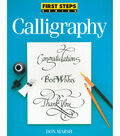 First Steps: Calligraphy Book