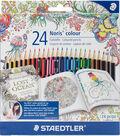 Staedtler Colored Pencil Set 24pc-Multi