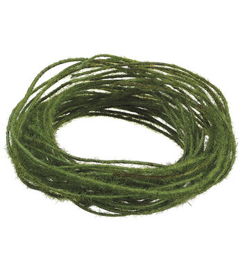 "72"" Grass Rope-Green"