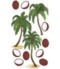 Jolee\u0027s Boutique Le Grande Dimensional Sticker-Coconut Palms