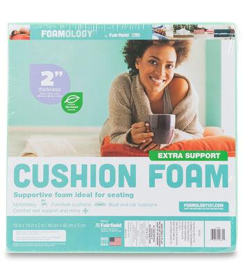 Fairfield Extra Support Cushion Foam 18''x18''x2''