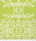Robert Allen @ Home Lightweight Decor Fabric 54\u0022-Soft Scrolls Leaf